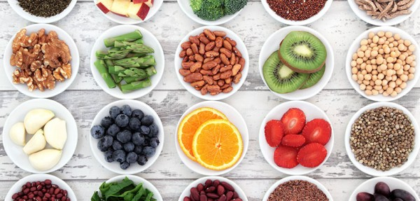Boost your immune system with antioxidants