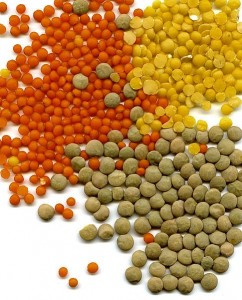 Assorted Lentils - 5 Reasons Why You Should Eat LENTILS!