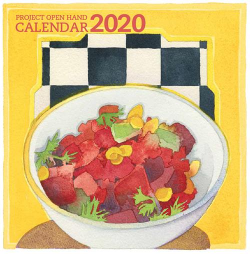 Project Open Hand 2020 Calendar