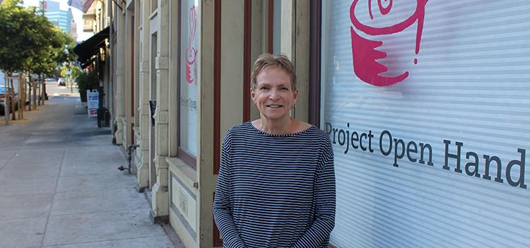 Vickie Giusti retells story of POH providing disaster relief