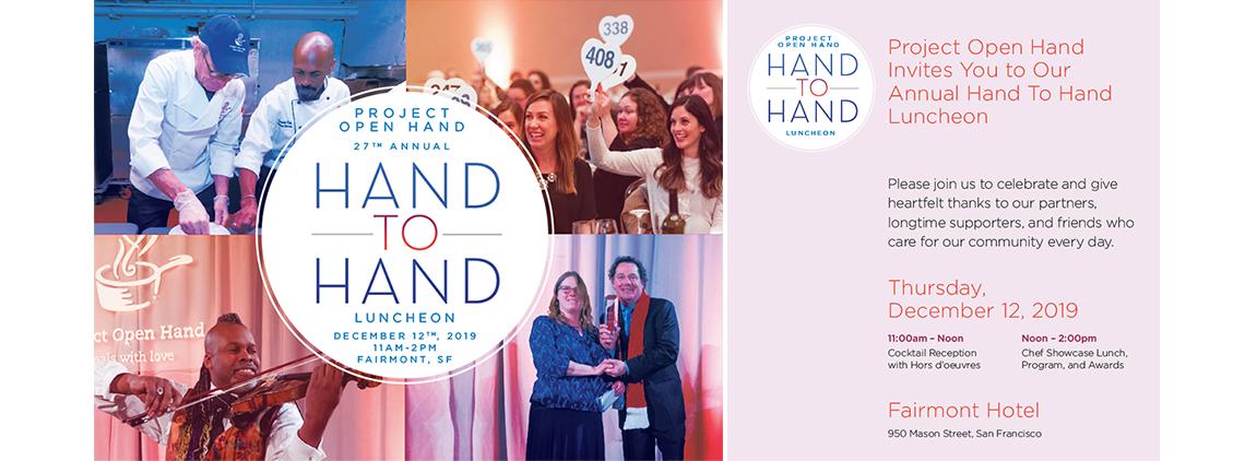 Hand to Hand 2019