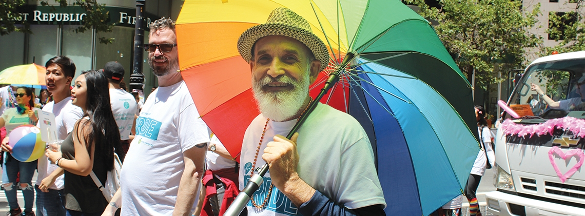 Oakland Pride 2019 - Join Project Open Hand