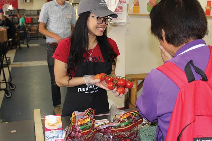 Volunteer at Project Open Hand