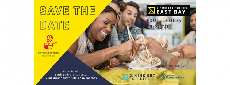 Dining Out For Life East Bay