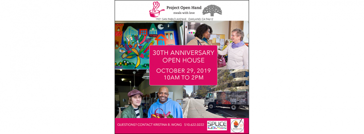 Join Us to Celebrate Our 30th Anniversary in Oakland