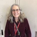 Jeanette Bemis is a City College of San Francisco health educator who spends 36 weeks a year with the senior lunch clients of Project Open Hand.